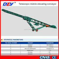 Speed Adjustable Conveyor Belt Machine Price