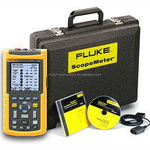 Fluke 125/S Low Cost 40MHz USB Digital Oscilloscope with SCC120 Kit
