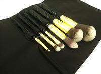 6Pcs Cosmetic Professional Makeup Brushes Set Kabuki Eyelash Makeup Kit