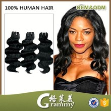 2015 new items Directly factory top quality cheap 100% human hair dreams extensions