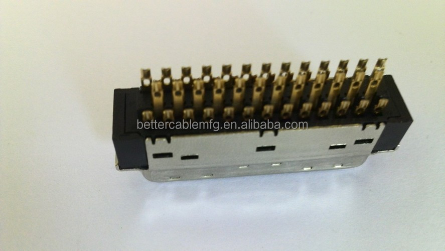 3m 10350 50 Pin Scsi Cable Connector Buy 3m 10350 50 Pin