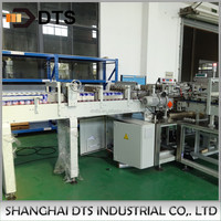 Full auto wrapping machine for health wine packing