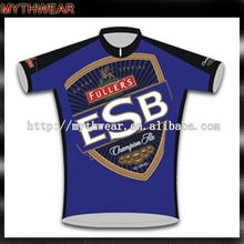 Sublimated high quality custom philippine cycling jersey sets