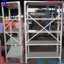 garage di stoccaggio in metallo pesante livello cinque 5 livelli scaffalature in acciaio