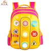 student Safty School Bags Intelligence Children Bags 2015 LED Backpack for kids