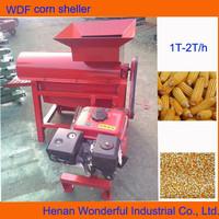 corn sheller tractor power