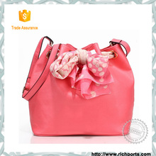 European pu leather bags woman cheap handbags OEM wholesale China made hand bags for girls