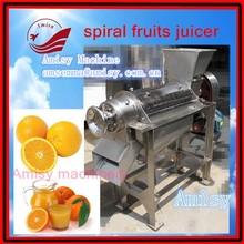 Spiral Type Fruit & Vegetable Juice making machine