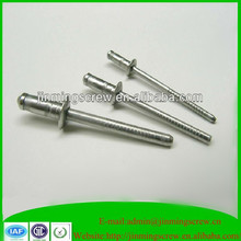 Manufacture Best Quality and service Aluminum Steel blind rivet