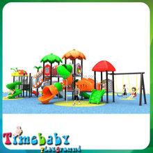 Indoor/Outdoor Trampoline Park, Used Kids Outdoor Playground Equipment