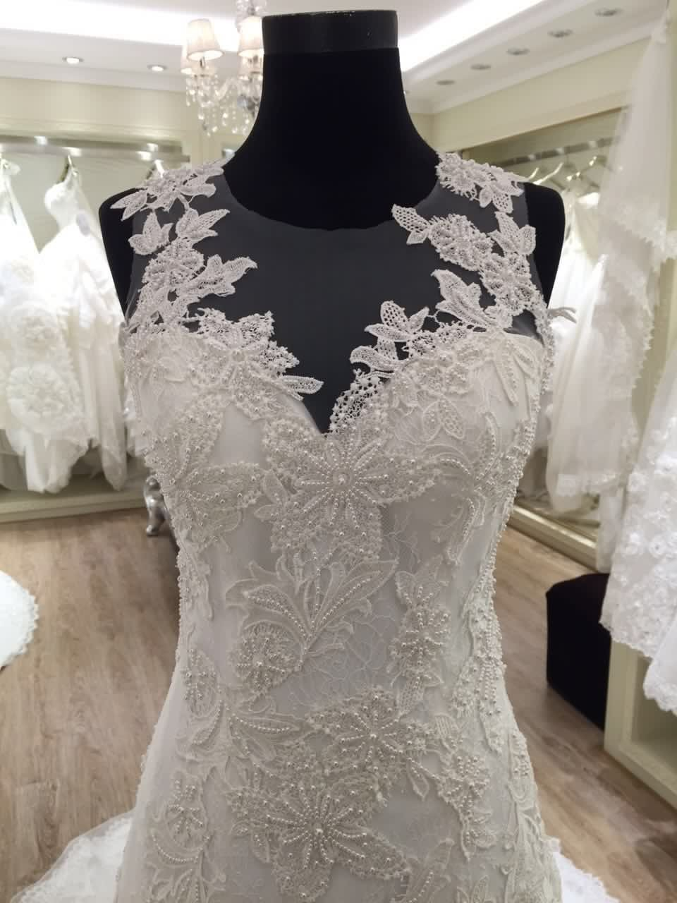 2016 Spanish Style Lace Wedding Dresses Made In China - Buy Spanish ...