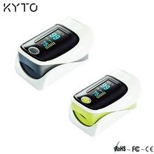 double Digital show oxymeter OLED pulse Oximeter /oxymeter KY-80A