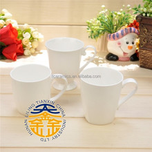 Factory Prices Logo printing Starbucks Ceramic Mugs white ceramic mug fine bone china