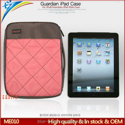 Hot new portable zipper document pouch Trip document file organizer bag with handle for ipad