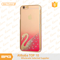 BRG promotion price bling bling rhinestone case for iphone 6 6S