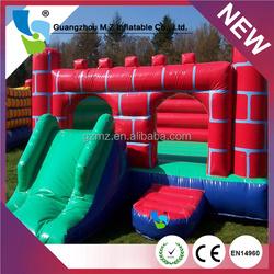 2015 Big Discount Giant Crazy Fun Mini Inflatable Bouncers /inflatable bouncers for toddlers