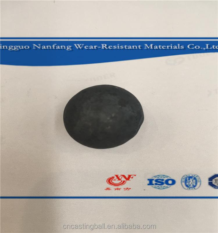 Низкая цена, отличная анти-абразивной легированных меля мяч для цементного завода