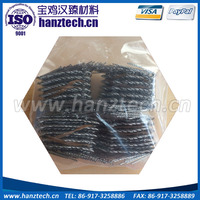 tungsten twist wire
