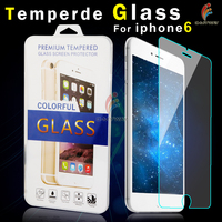 Factory Supply Anti Shock Matte Clear 2.5D 9H Cell Phone Premium Tempered Glass Mobile phone screen protector for iPhone 5 5c 5s