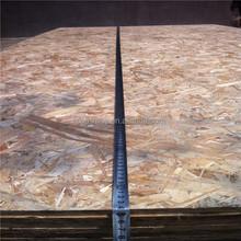 linyi consmos OSB ( oriented strand board ) 9mm 12mm 15mm 18mm 22mm