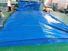 Linyi tarpaulin waterproof anti-aging tarpaulin printed anti-corrosion pvc\/pp\/pe coated