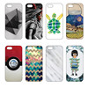 China suppliers Cover Case DIY Geometric Pattern Phone Shell Painting mobile phone case For Samsung note4