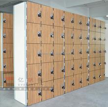 Supermarket laminate lockers sale from factory waterproof antique lockers for supermarket storage lockets