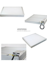 55w 44w Led Panel Lights For Hospitals Banks Home With Milk-White Acrylic Boards 3 Years Warranty