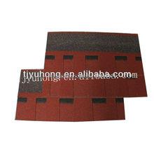 Red double layer Asphalt Shingles