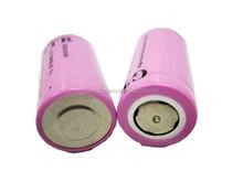 High Charge Discharge Perfermance GTR Battery 3.6V 900mAh Li-ion IMR 18350 For E-Smoke And Flashlight