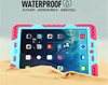 For iPad mini 3 drop resistance case with rotating stand