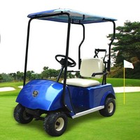 Mini electric car single seat golf cart for sale with CE certificate DG-C1(China)