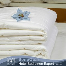 hotel king size think white goose down duvet set/thick duvet/white goose down duvet