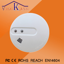 Photoelectronic Smoke and Heat combination alarm with battery operated