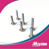 stainless nylock screw