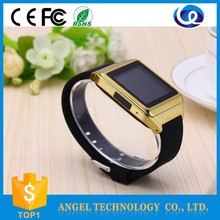 China OEM smart watch 128+64MB 1.55inch capacitive touch screen GSM original smart watch phone