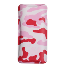 Newest power bank 5600mah camouflage pink battery charger case, portable power source station for mobile phones