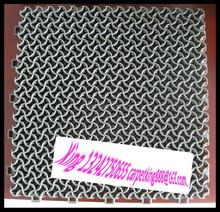 Anti-slip remove dust door mat for entrance floor mat with Aluminum