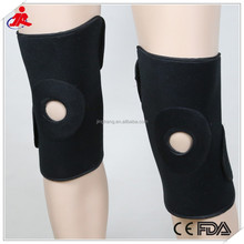 High quality Breathable Nylon neoprene Knee sleeve / knee brace / knee support for riding and running /basketball