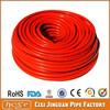 Flexible Soft RED 8x15mm Propane Gas LPG PVC Gas Hose Pipe and Gas Regulator, High Pressure LPG Hose, Cheap Plastic Hose
