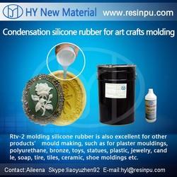 Hot sale mold liquid condensation Silicone Rubber