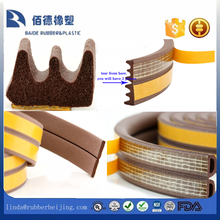 China factory price foamed rubber gasket