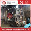 Six Color Plastic Bag Flexo Printing Machine with Synchronous belt drive