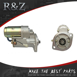 8-94412-730-1 top grade aluminum alloy motor soft starter suitable for PICK-UP 4JB1 9T CW 12V 2.0KW