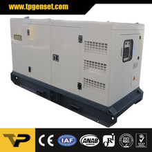 Silent type diesel generator TP33C6S 24kw/30kva 60Hz powered by Cummins engine