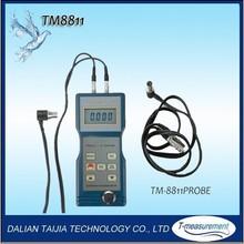 convenient data display ultrasonic thickness gauge