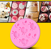 Silicone molds fondant mold sheep,sheep chocolate mould,silicone crafts sheep