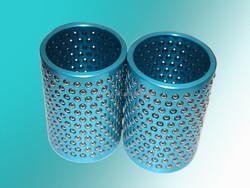 Customized Aluminum ball bearing cages