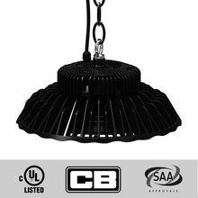 CE CB UL DLC CB certifications 200w led hibay fixture