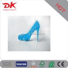 High heel Paper Perfume Manufacturer custom car air freshener